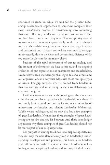 The Leadership Revolution sample page12
