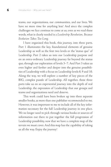 The Leadership Revolution sample page16