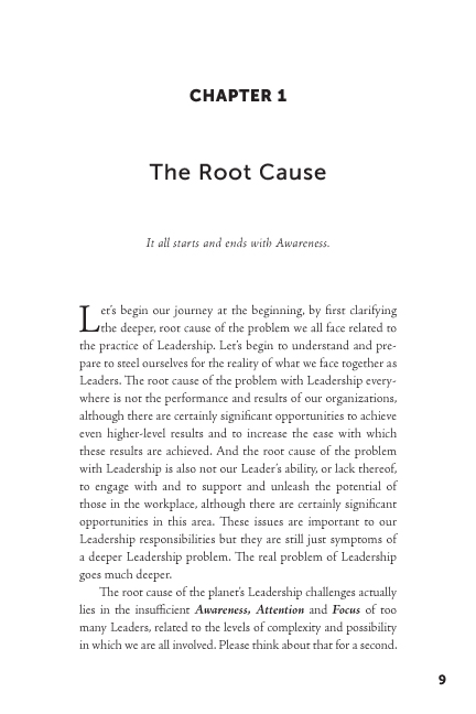 The Leadership Revolution sample page19