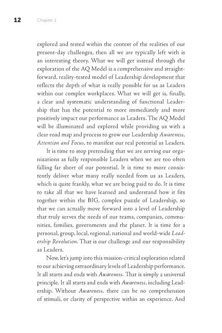 The Leadership Revolution sample page22
