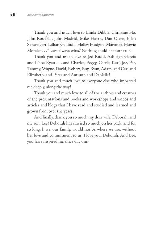 The Leadership Revolution sample page10