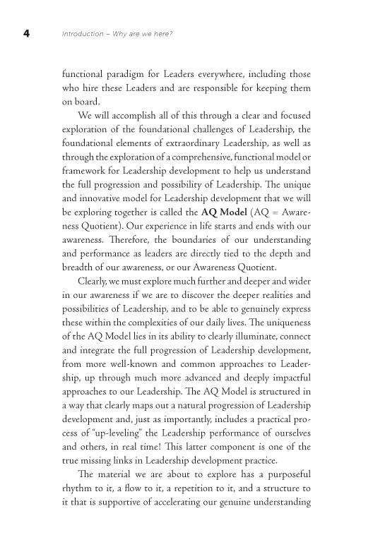 The Leadership Revolution sample page14