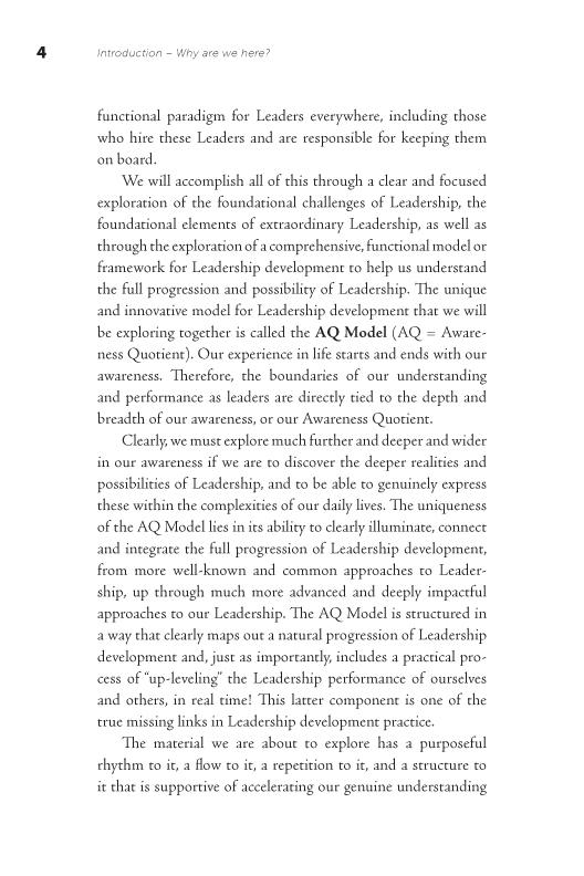 The Leadership Revolution sample page14