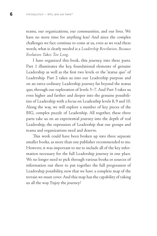 The Leadership Revolution sample page16