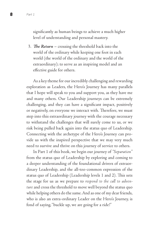 The Leadership Revolution sample page18