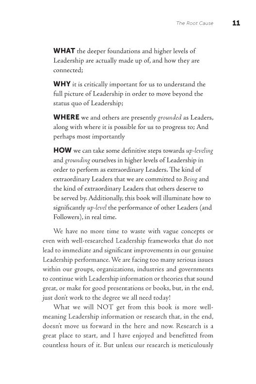 The Leadership Revolution sample page21