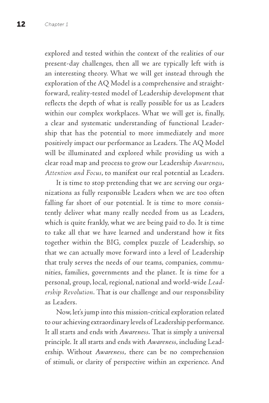 The Leadership Revolution sample page22