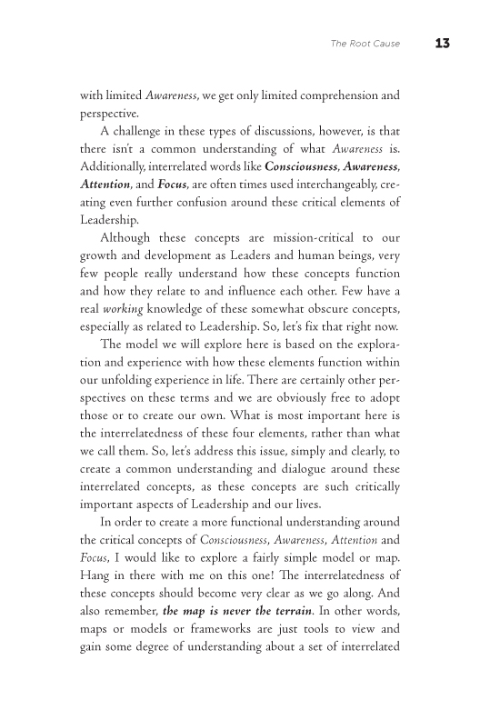 The Leadership Revolution sample page23