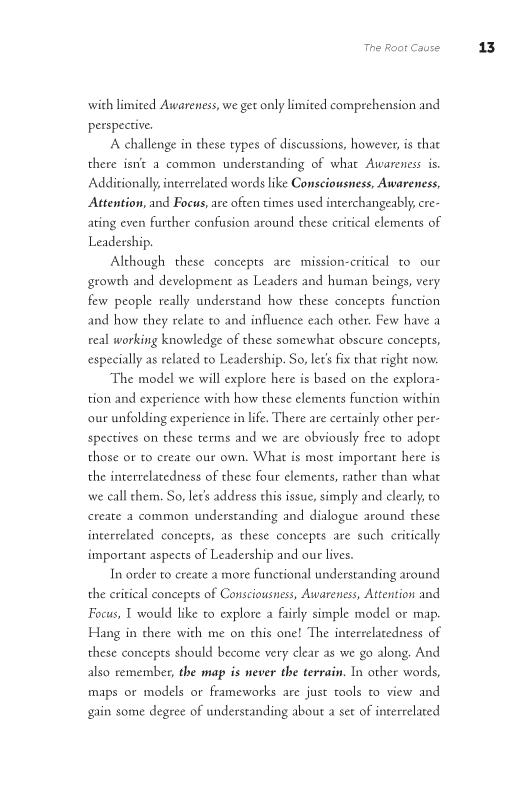 The Leadership Revolution sample page23