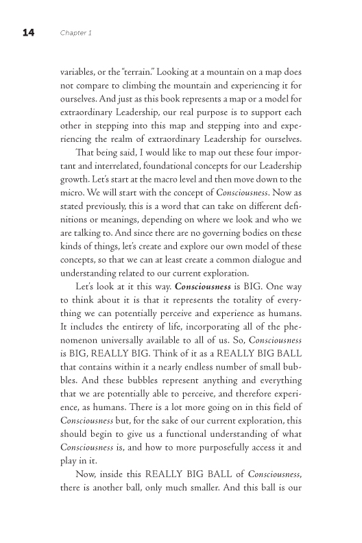 The Leadership Revolution sample page24