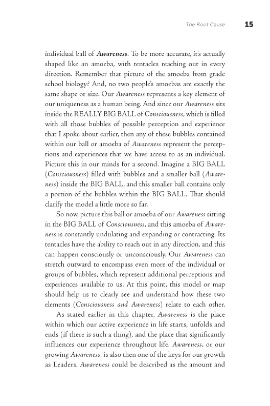 The Leadership Revolution sample page25