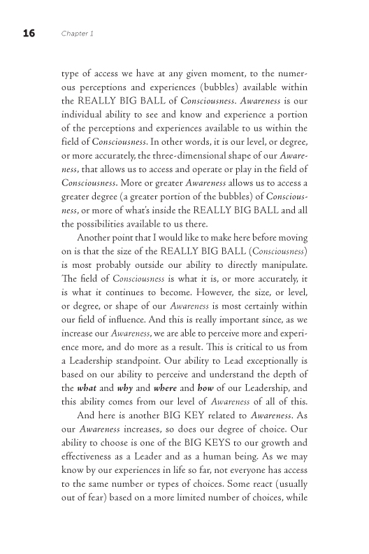 The Leadership Revolution sample page26