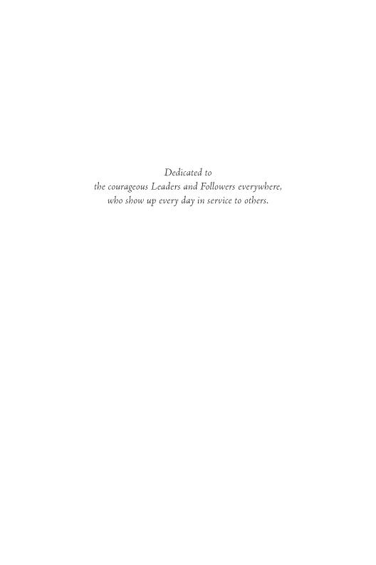 The Leadership Revolution sample page3