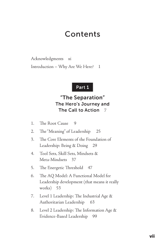 The Leadership Revolution sample page5