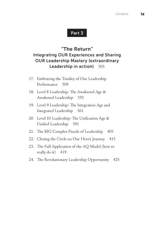 The Leadership Revolution sample page7