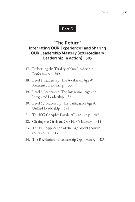 The Leadership Revolution sample page7