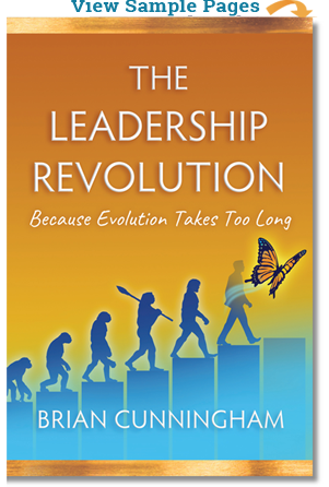 Leadership Revolution bookcover