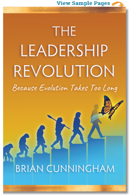 The leadership Revolution bookcover
