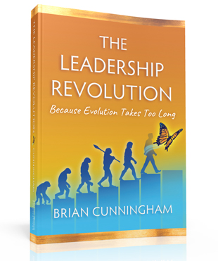 leadership revolution book image